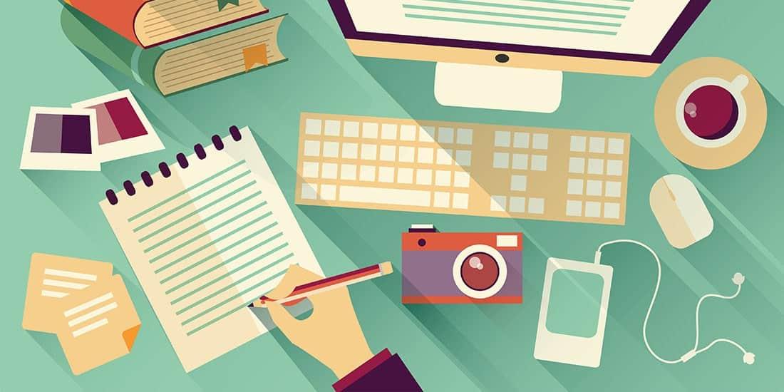Diversité des missions des pros de l'écrit, notamment en rédaction web